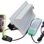 LED Shop Light AU01-DLR40W/W/BS