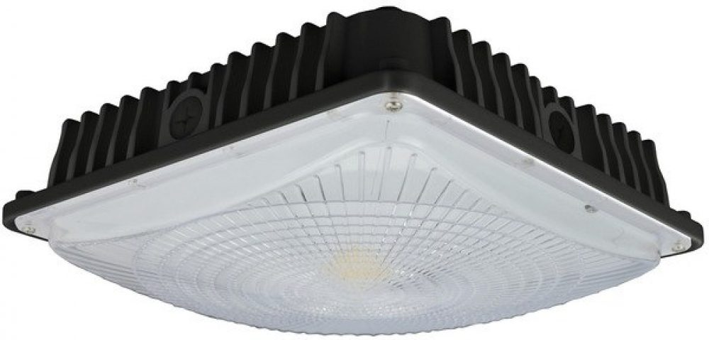 LED Canopy Light FXSCM59/50K/BK