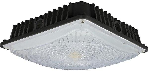 LED Canopy Light FXSCM59/50K/BK