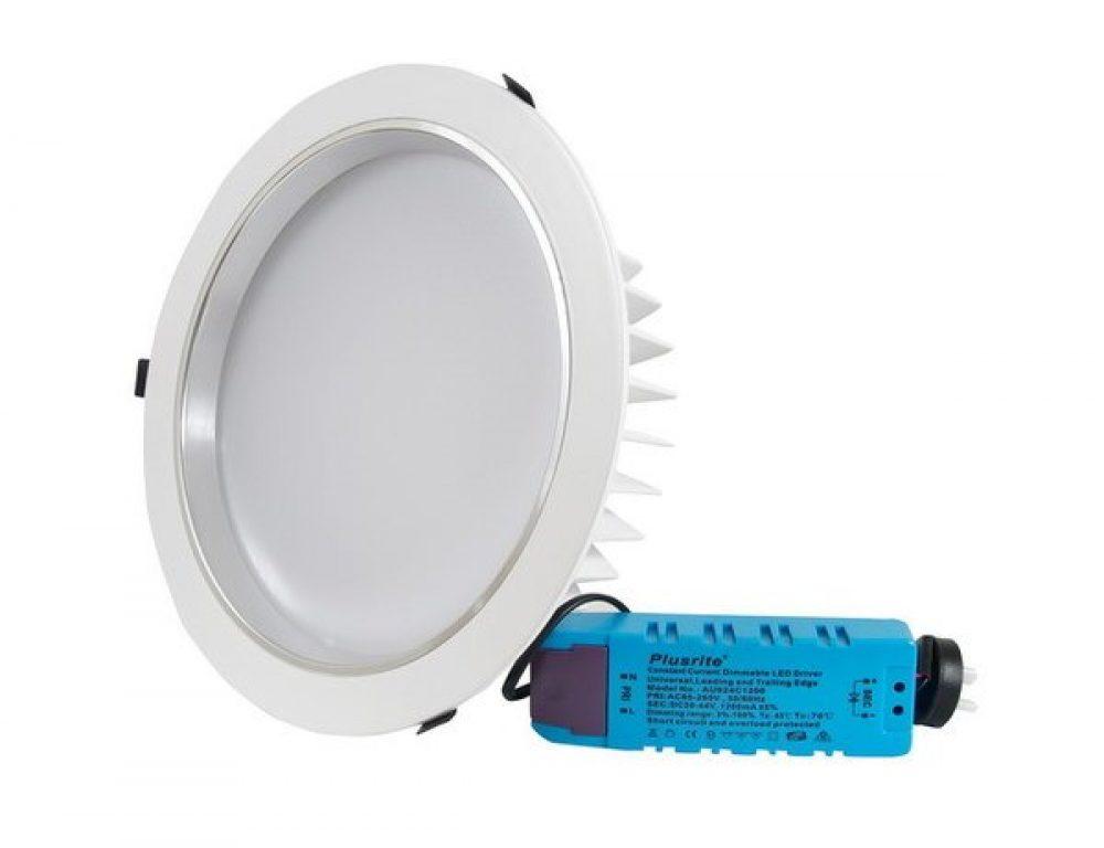 LED Downlight AU08-DL50W/W/3K