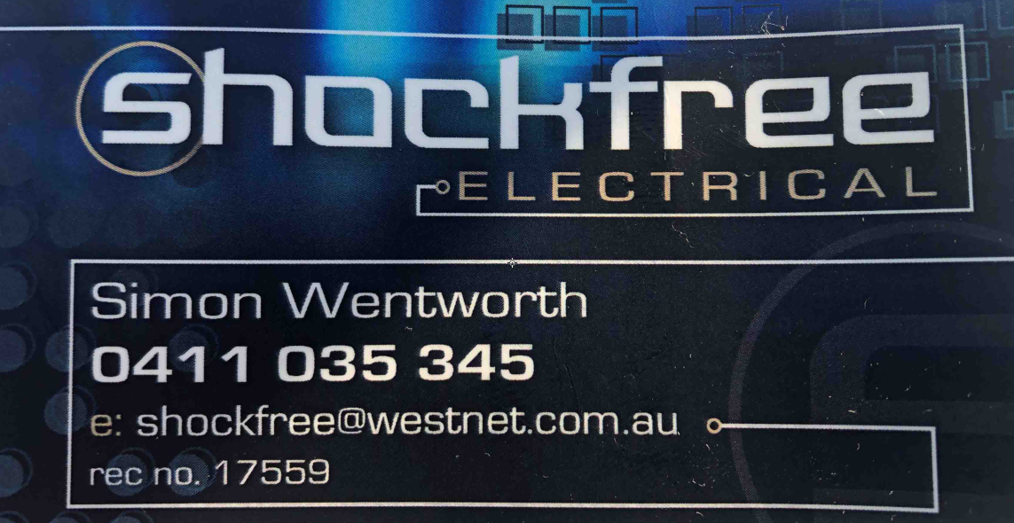 SHOCK FREE ELECTRICAL