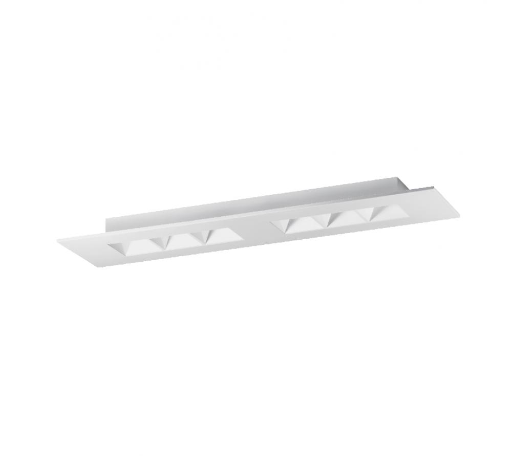 LED Troffer light PNG-B-1230-30W-5K