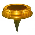 Solar LED Garden lights PLS-2W-GL-3K