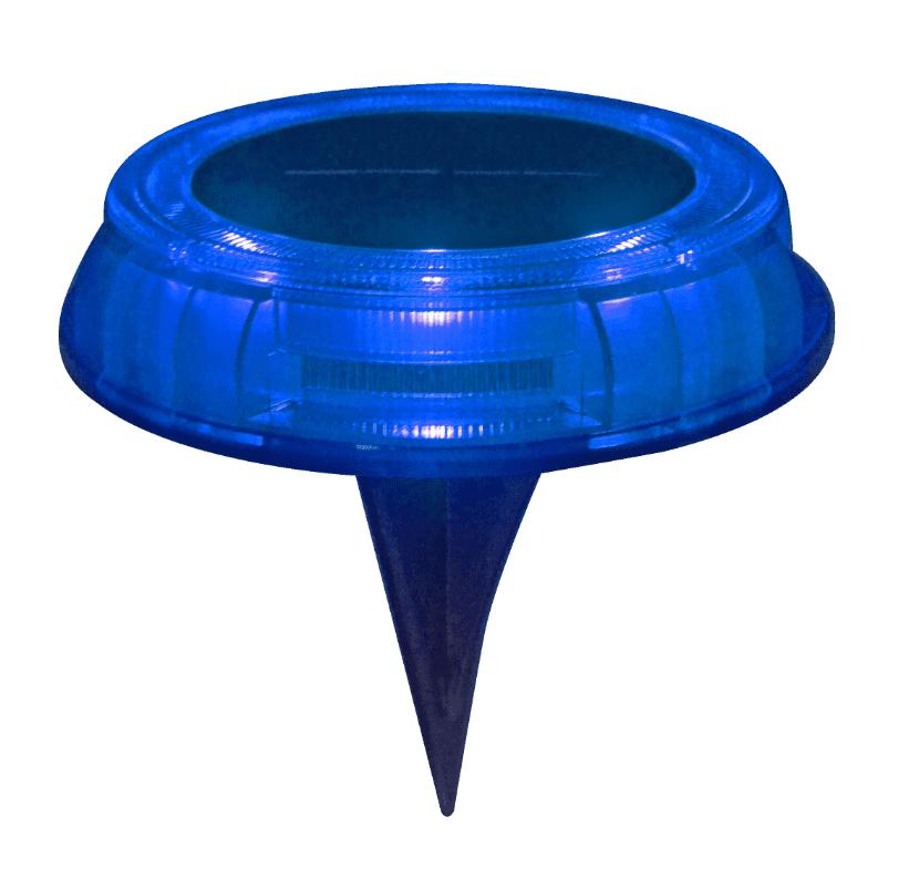 Solar LED Garden lights PLS-2W-GL-B