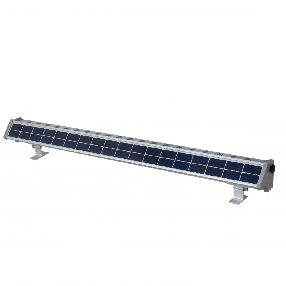 Solar LED Signage / Billboard Light PLS-WW-20W-5K